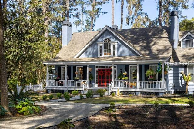 1179 Haig Point Road, Daufuskie Island, SC 29915 (MLS #413316) :: The Bradford Group