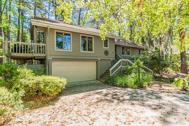 61 Bear Creek Drive, Hilton Head Island, SC 29926 (MLS #413317) :: Charter One Realty