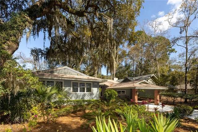 36 Wood Duck Court, Hilton Head Island, SC 29928 (MLS #413322) :: The Sheri Nixon Team