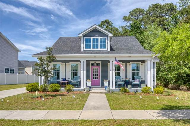 102 8th Avenue, Bluffton, SC 29910 (MLS #413337) :: Charter One Realty