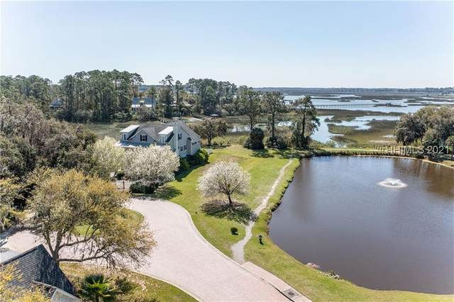 63 Sommer Lake Drive, Beaufort, SC 29902 (MLS #413367) :: Hilton Head Dot Real Estate
