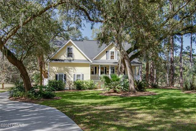 69 Downing Drive, Beaufort, SC 29907 (MLS #413385) :: The Bradford Group