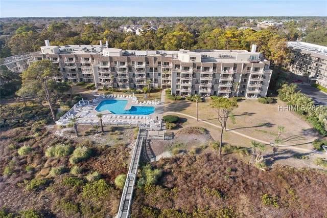11 S Forest Beach Drive #106, Hilton Head Island, SC 29928 (MLS #413447) :: The Sheri Nixon Team