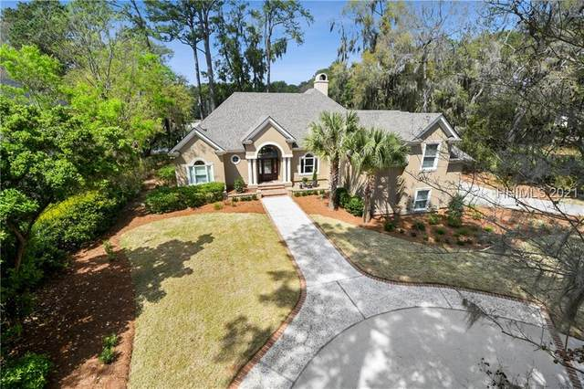 5 Spring Hill Court, Bluffton, SC 29910 (MLS #413472) :: Collins Group Realty