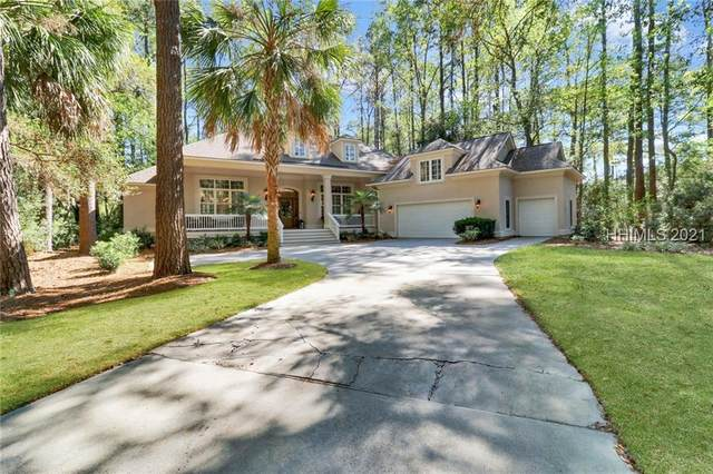 2 Spring Island Drive, Okatie, SC 29909 (MLS #413473) :: The Alliance Group Realty