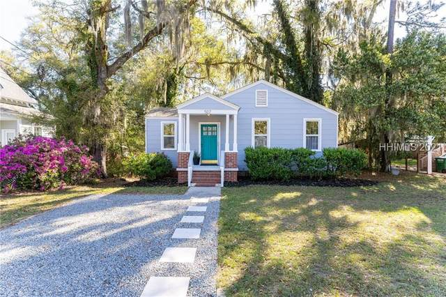 507 Water Street, Beaufort, SC 29902 (MLS #413558) :: The Alliance Group Realty