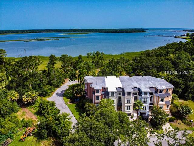 46 Fuller Pointe Drive, Hilton Head Island, SC 29926 (MLS #413583) :: The Bradford Group