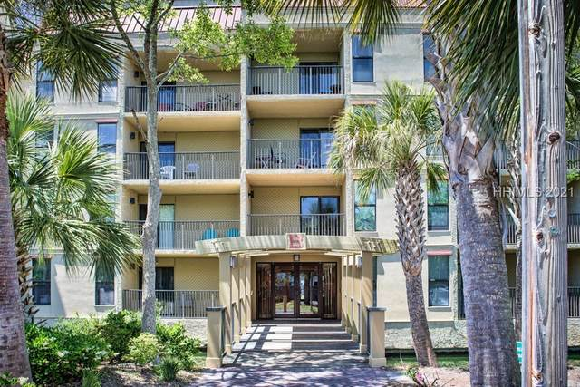 34 S Forest Beach Drive 10B, Hilton Head Island, SC 29928 (MLS #413584) :: The Alliance Group Realty
