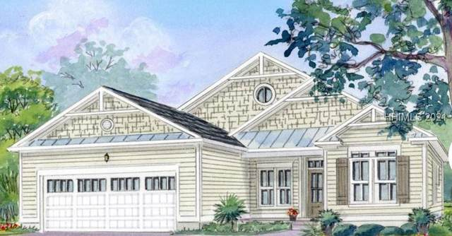 82 Anchor Bend, Bluffton, SC 29910 (MLS #413612) :: The Bradford Group