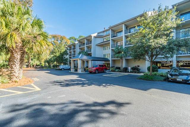 3 Grasslawn Avenue #310, Hilton Head Island, SC 29928 (MLS #413619) :: The Bradford Group