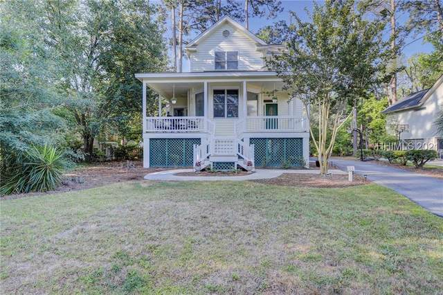 11 Ashton Cove Drive, Hilton Head Island, SC 29928 (MLS #413623) :: Collins Group Realty