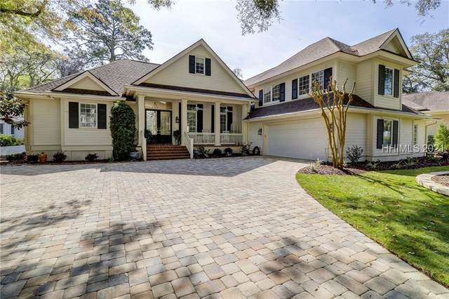 60 Leamington Lane, Hilton Head Island, SC 29928 (MLS #413626) :: Collins Group Realty
