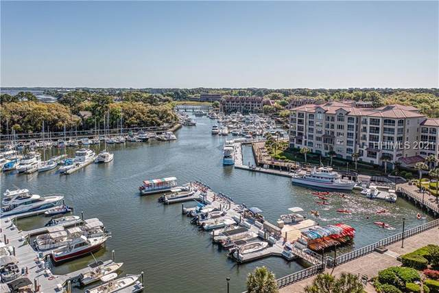 7 Shelter Cove Lane #7547, Hilton Head Island, SC 29928 (MLS #413635) :: Beth Drake REALTOR®