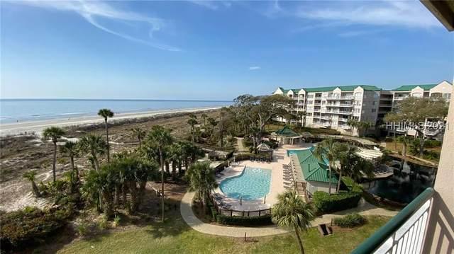 51 Ocean Lane #4408, Hilton Head Island, SC 29928 (MLS #413637) :: The Sheri Nixon Team