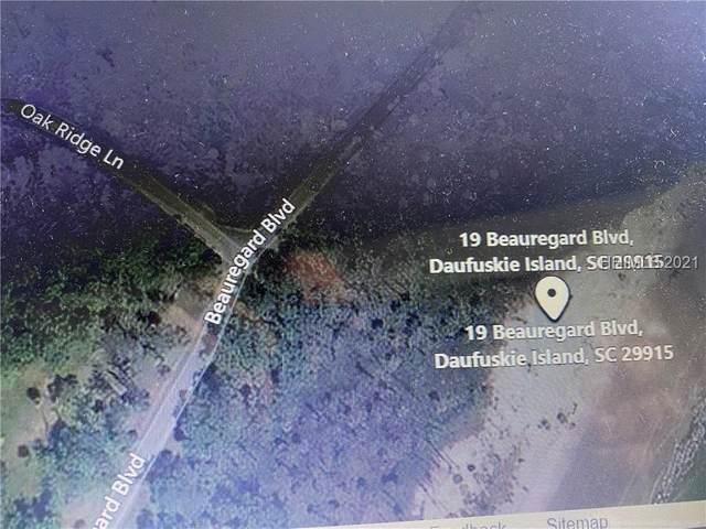 19 Beauregard Boulevard, Daufuskie Island, SC 29915 (MLS #413676) :: Hilton Head Real Estate Partners