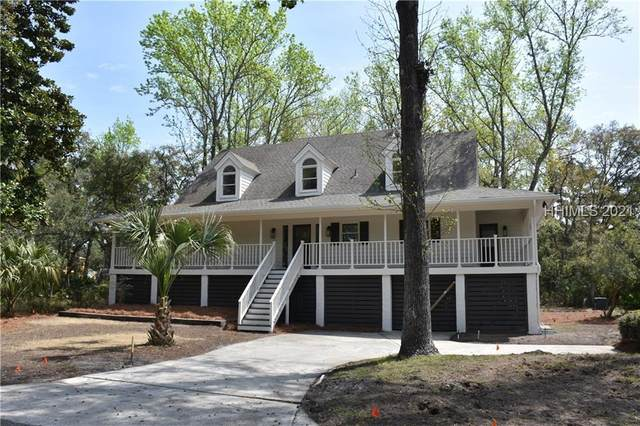 17 Ensis Road, Hilton Head Island, SC 29928 (MLS #413739) :: Collins Group Realty