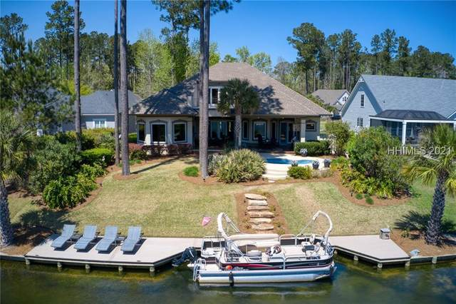 50 Palmetto Cove Court, Bluffton, SC 29910 (MLS #413784) :: The Bradford Group
