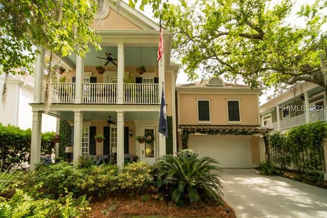 7 Crosstree Drive, Hilton Head Island, SC 29926 (MLS #413801) :: The Alliance Group Realty