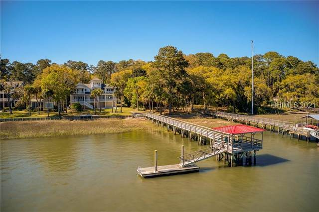 63 Myrtle Island Rd, Bluffton, SC 29910 (MLS #413803) :: Charter One Realty