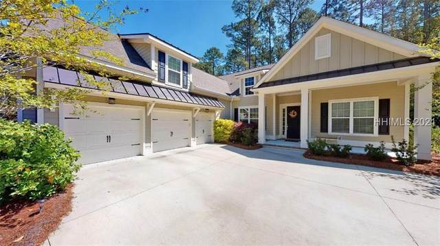 17 Cutter Circle, Bluffton, SC 29909 (MLS #413808) :: Hilton Head Dot Real Estate