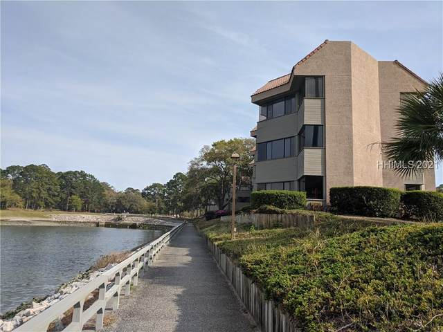 19 Shelter Cove Lane #101, Hilton Head Island, SC 29928 (MLS #413838) :: The Sheri Nixon Team