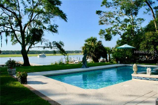 60 Brams Point Road, Hilton Head Island, SC 29926 (MLS #413845) :: Beth Drake REALTOR®
