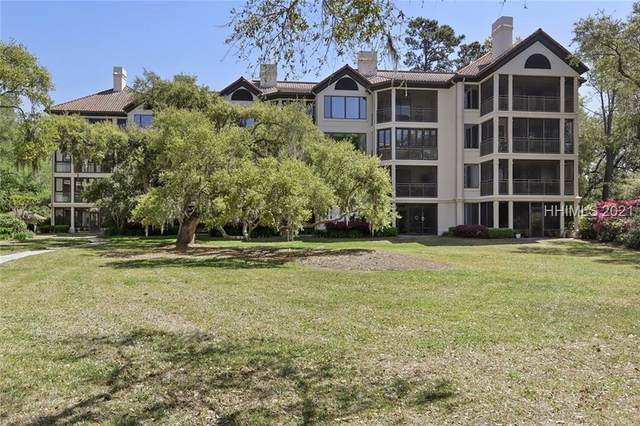 6 Village North Drive #143, Hilton Head Island, SC 29926 (MLS #413856) :: Charter One Realty
