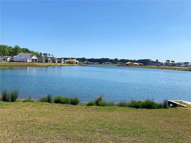 374 Flatwater Drive, Bluffton, SC 29910 (MLS #413864) :: The Bradford Group