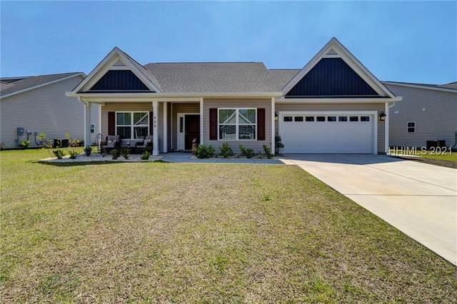 523 Fort Sullivan Drive, Ridgeland, SC 29936 (MLS #413872) :: Hilton Head Real Estate Partners