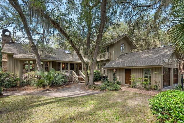 32 Plantation Drive, Hilton Head Island, SC 29928 (MLS #413894) :: Charter One Realty