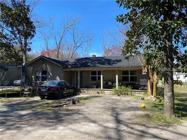 86 Sanders Road, Hardeeville, SC 29927 (MLS #413929) :: Charter One Realty