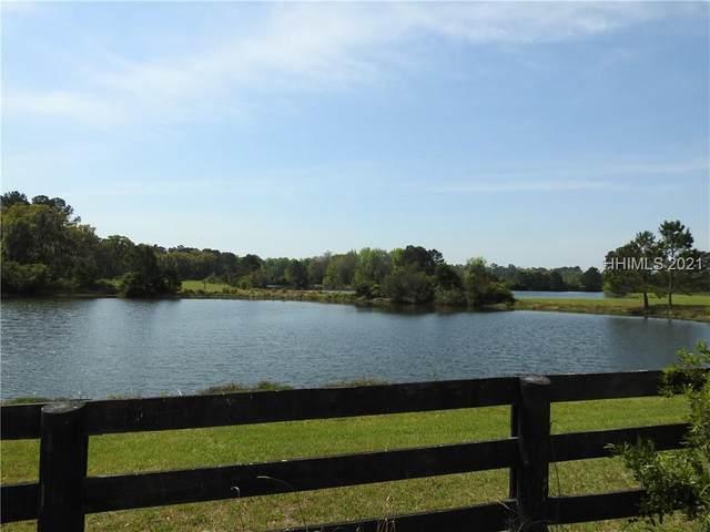 12 Camp Eight Road, Bluffton, SC 29910 (MLS #413958) :: The Sheri Nixon Team