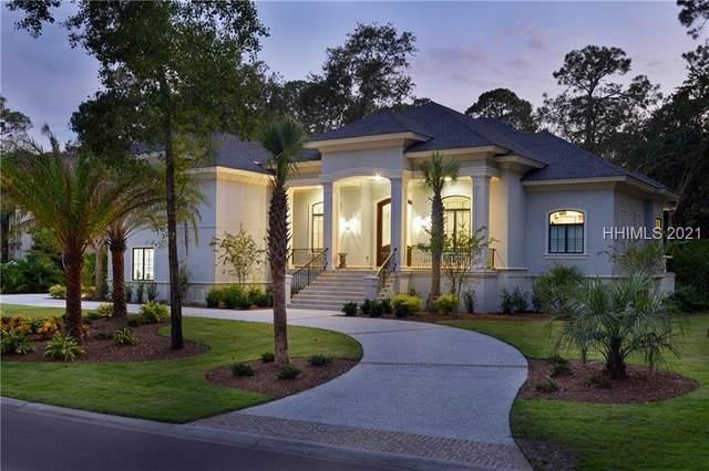 15 Wexford Drive, Hilton Head Island, SC 29928 (MLS #413992) :: Charter One Realty