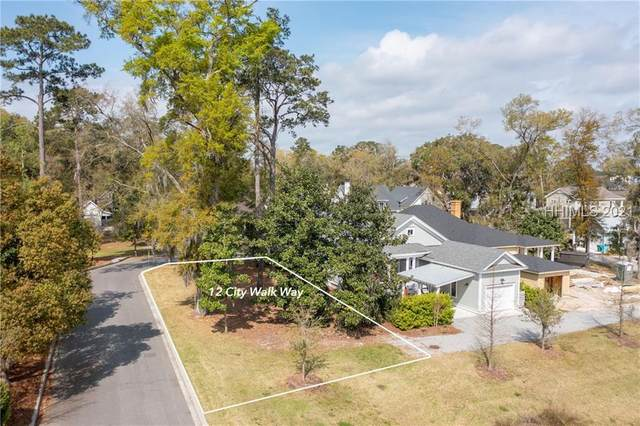 12 City Walk Way, Beaufort, SC 29902 (MLS #414001) :: The Alliance Group Realty