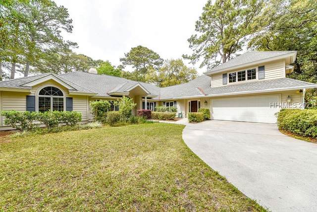 3 Mcintosh Road, Hilton Head Island, SC 29926 (MLS #414018) :: RE/MAX Island Realty