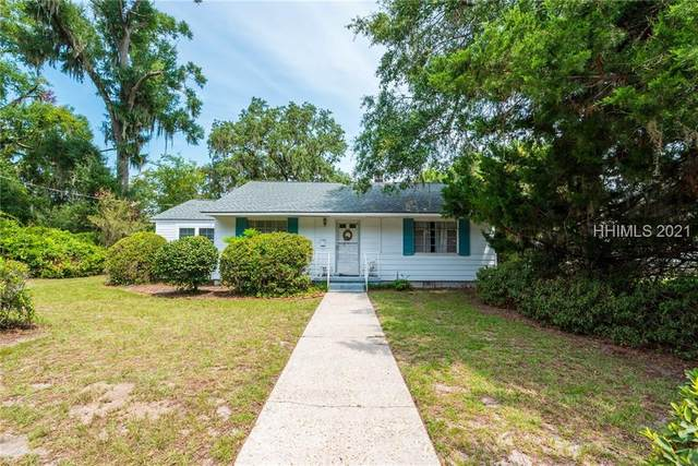 803 Lafayette Street, Beaufort, SC 29902 (MLS #414027) :: The Alliance Group Realty