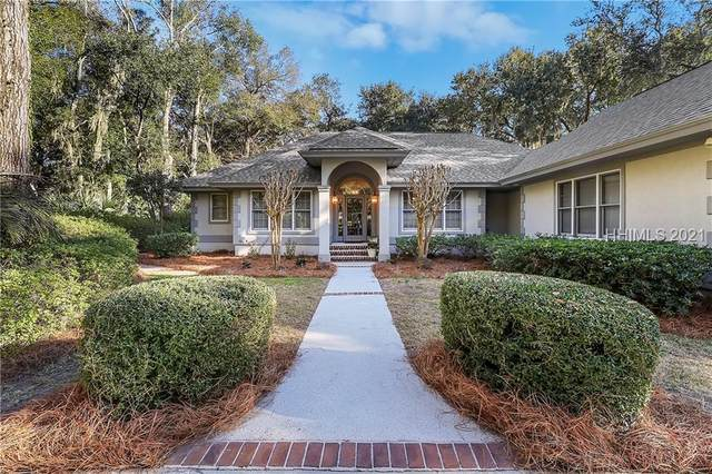 15 Dahlgren Lane, Hilton Head Island, SC 29928 (MLS #414036) :: The Sheri Nixon Team