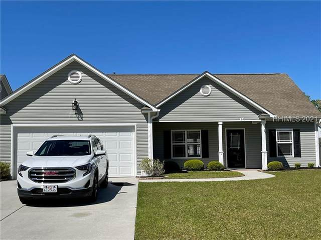 24 Grovewood Drive, Bluffton, SC 29910 (MLS #414050) :: Charter One Realty