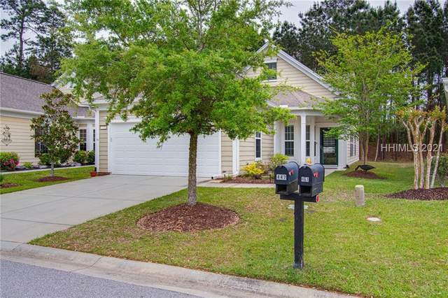 447 Mystic Point Drive, Bluffton, SC 29909 (MLS #414051) :: The Alliance Group Realty