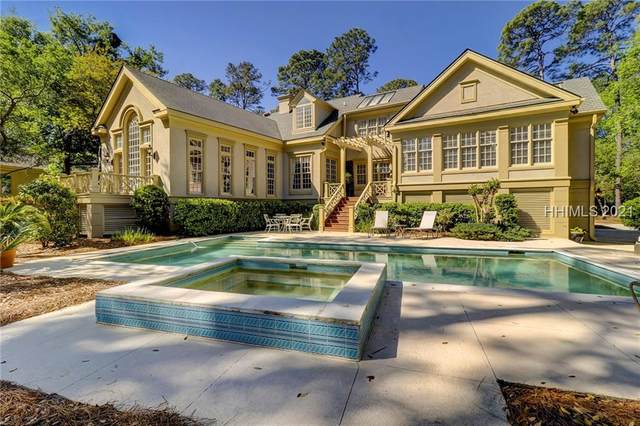 120 Long Cove Drive, Hilton Head Island, SC 29928 (MLS #414062) :: Hilton Head Dot Real Estate