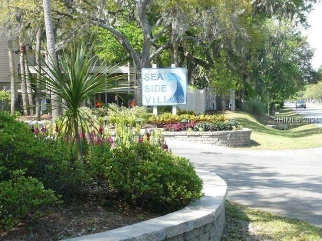 23 S Forest Beach #304, Hilton Head Island, SC 29928 (MLS #414069) :: Charter One Realty