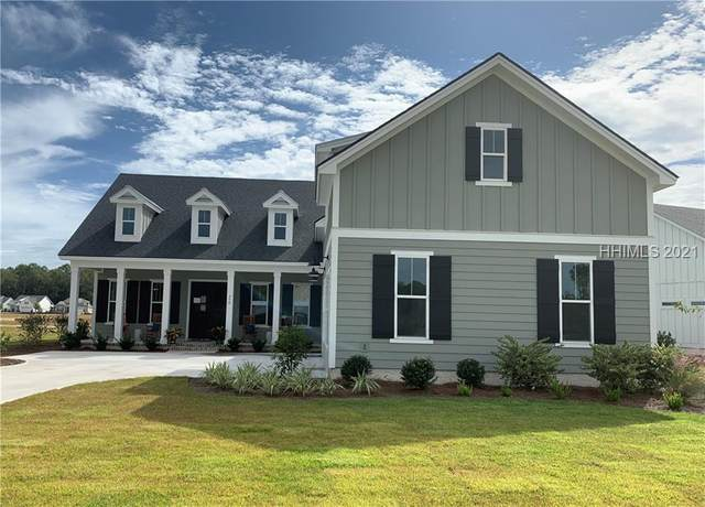 348 Flatwater Drive, Bluffton, SC 29910 (MLS #414074) :: The Bradford Group