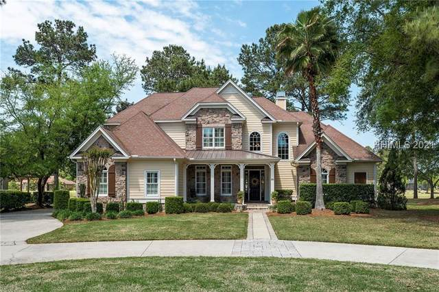 56 Hampton Hall Boulevard, Bluffton, SC 29910 (MLS #414083) :: The Bradford Group