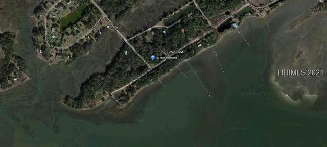 133 Horse Island Drive, Saint Helena Island, SC 29920 (MLS #414094) :: Hilton Head Dot Real Estate