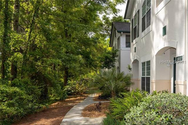 897 Fording Island Road #811, Bluffton, SC 29910 (MLS #414098) :: The Bradford Group