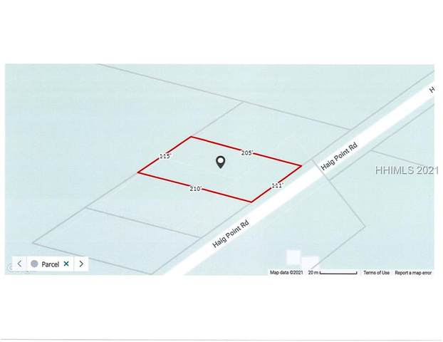 0 Haig Point Road, Daufuskie Island, SC 29915 (MLS #414105) :: Southern Lifestyle Properties