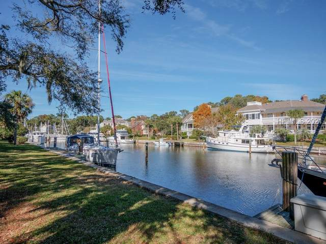 90 Harbour Passage, Hilton Head Island, SC 29926 (MLS #414109) :: The Alliance Group Realty