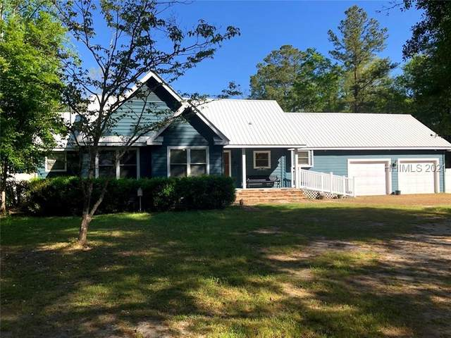 5281 Tillman Road, Ridgeland, SC 29936 (MLS #414112) :: The Alliance Group Realty