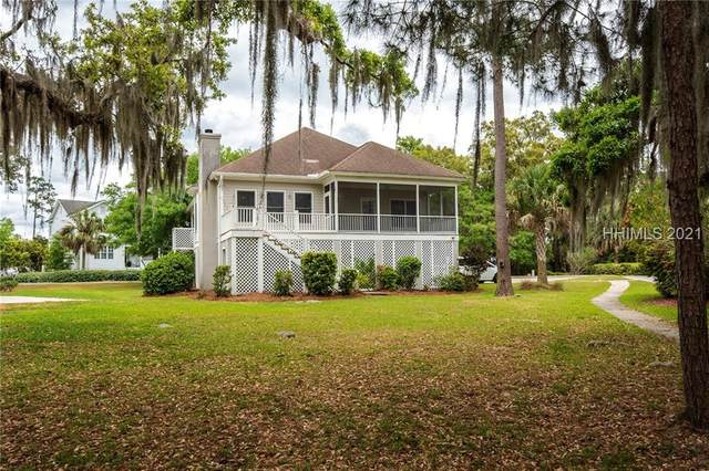 80 Petigru Drive, Beaufort, SC 29902 (MLS #414120) :: The Alliance Group Realty