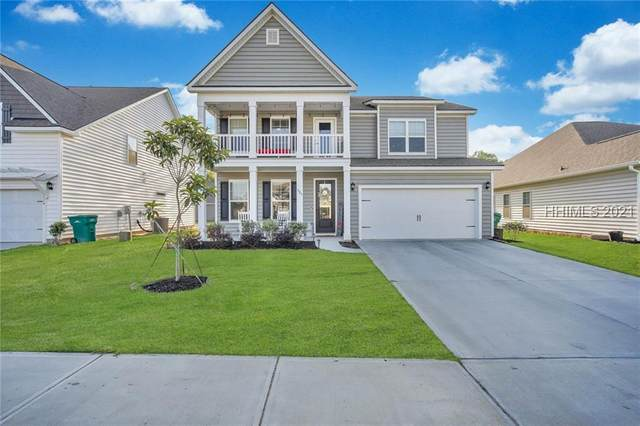 523 Hulston Landing Road, Bluffton, SC 29909 (MLS #414125) :: Hilton Head Dot Real Estate